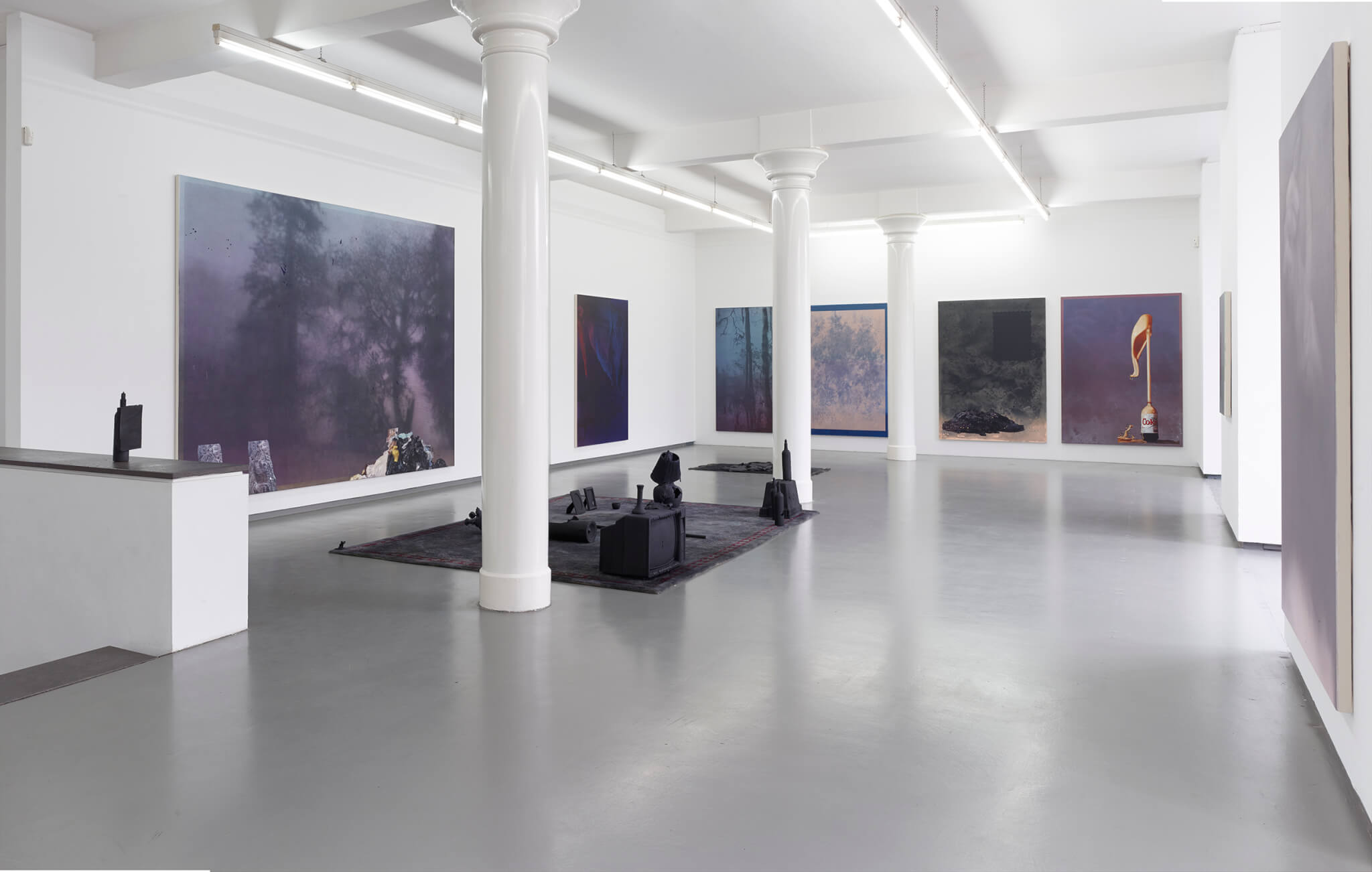 SG, Installation view 001, 2015