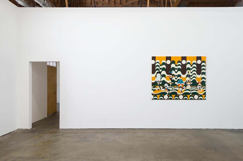 3_Farah Atassi, installation view, Ghebaly Gallery_013