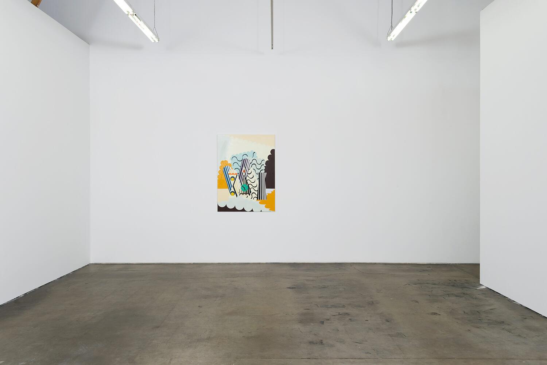 4_Farah Atassi, installation view, Ghebaly Gallery_011
