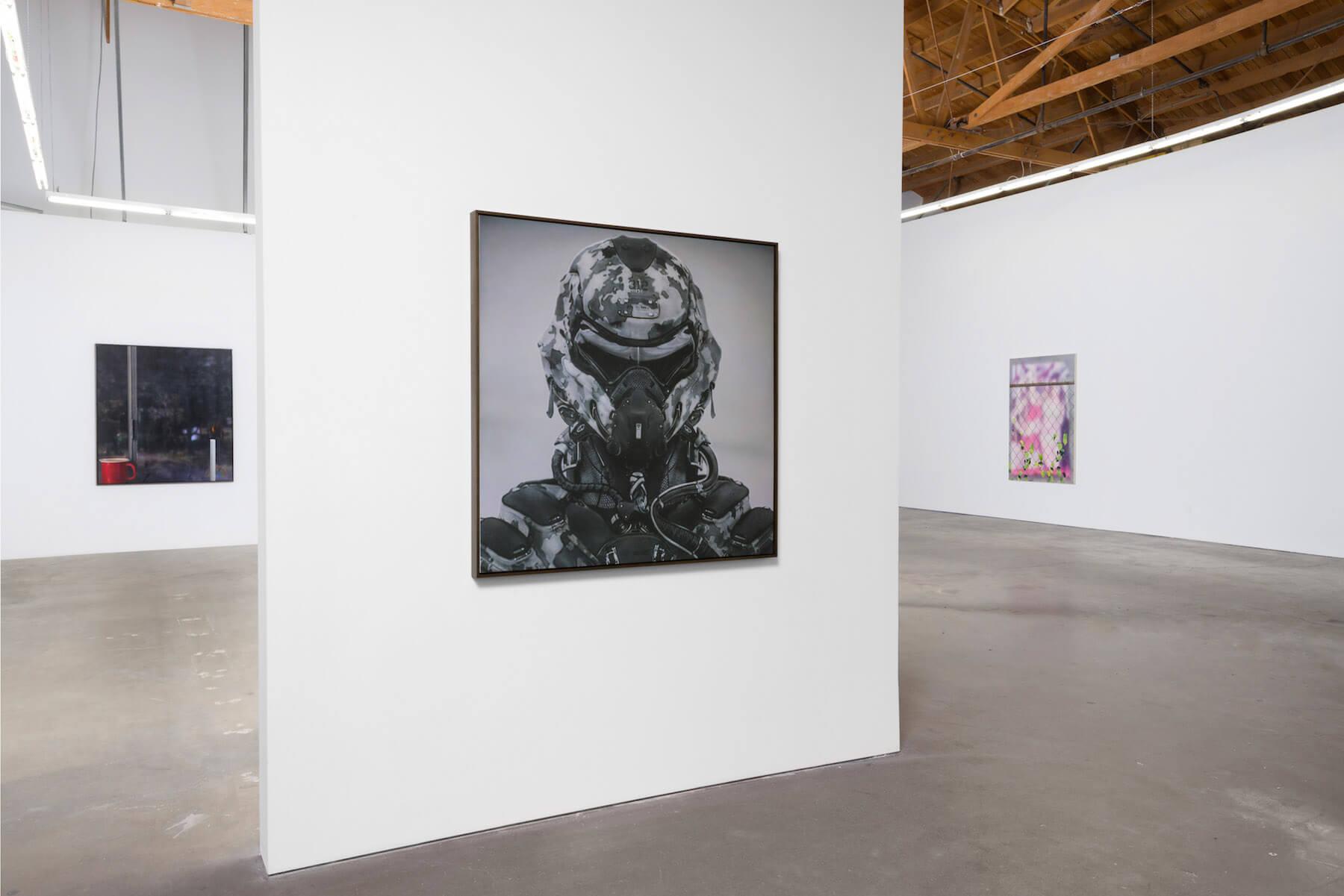 10_Sayre Gomez, installation view, Ghebaly Gallery
