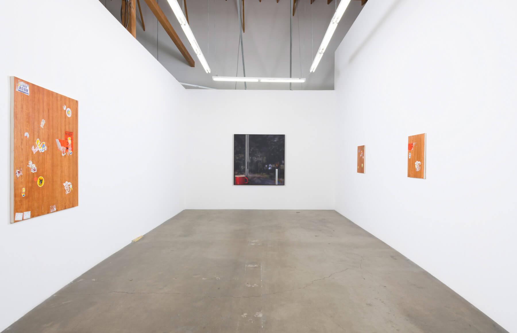 11_Sayre Gomez, installation view, Ghebaly Gallery