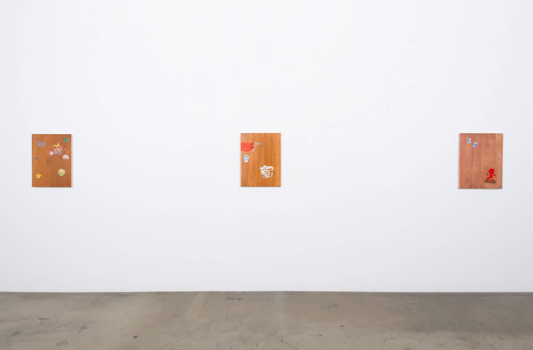 12_Sayre Gomez, installation view, Ghebaly Gallery