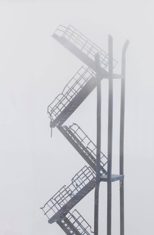 Gomez, Da Vinci's Staircase, 2018 (SG 18.030) D web