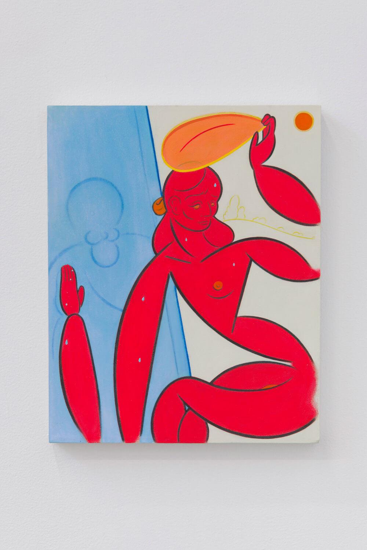 Koak, Study in Heat (The Lobster), 2018 (KO 18.002)