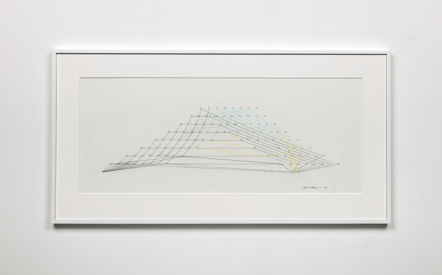 Horwitz, Structure for Slices, 1978-2010 (CH 78.001)(#340)