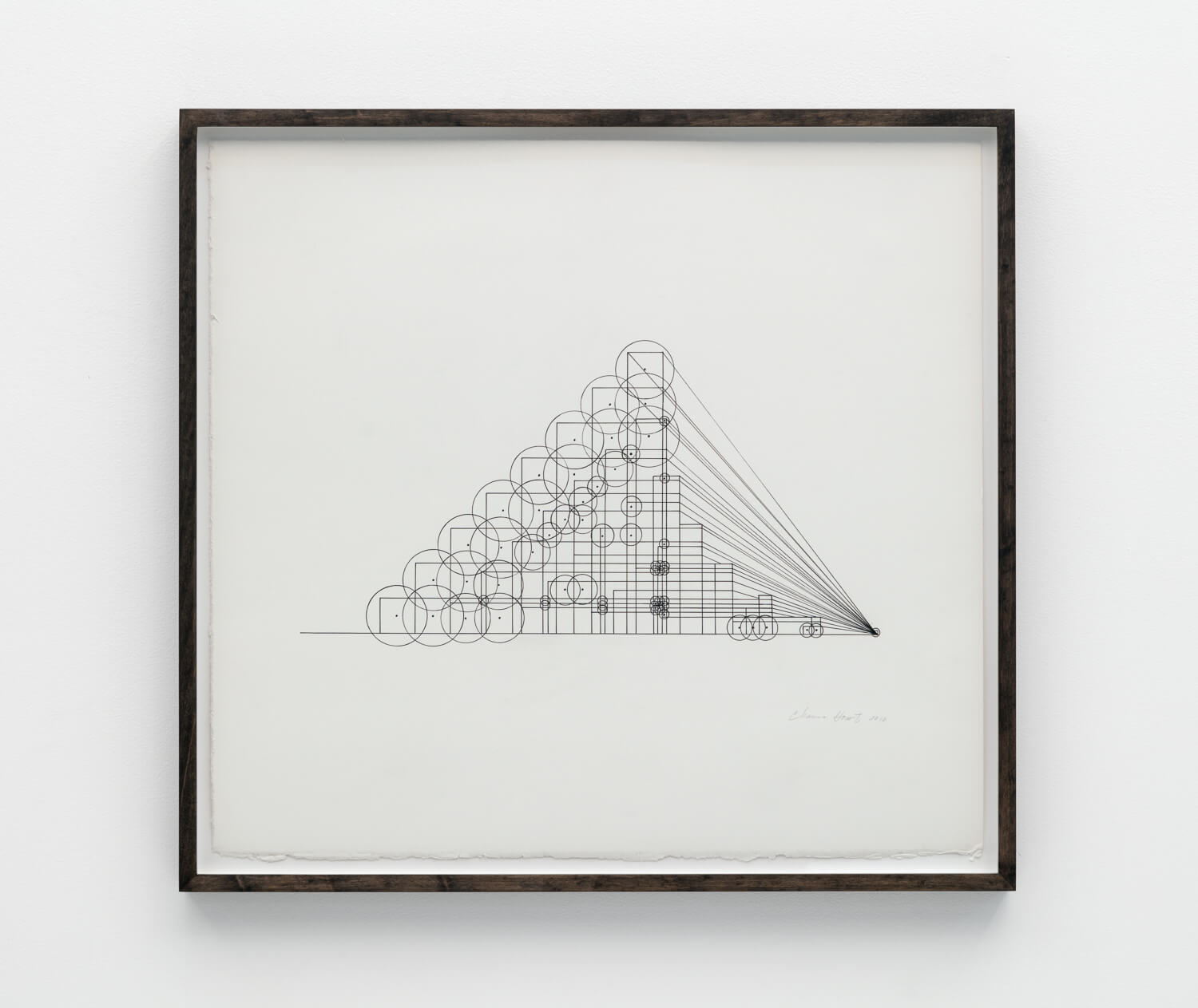 Horwitz, Untitled Structure, 2010 (CH 10.005)(#278)