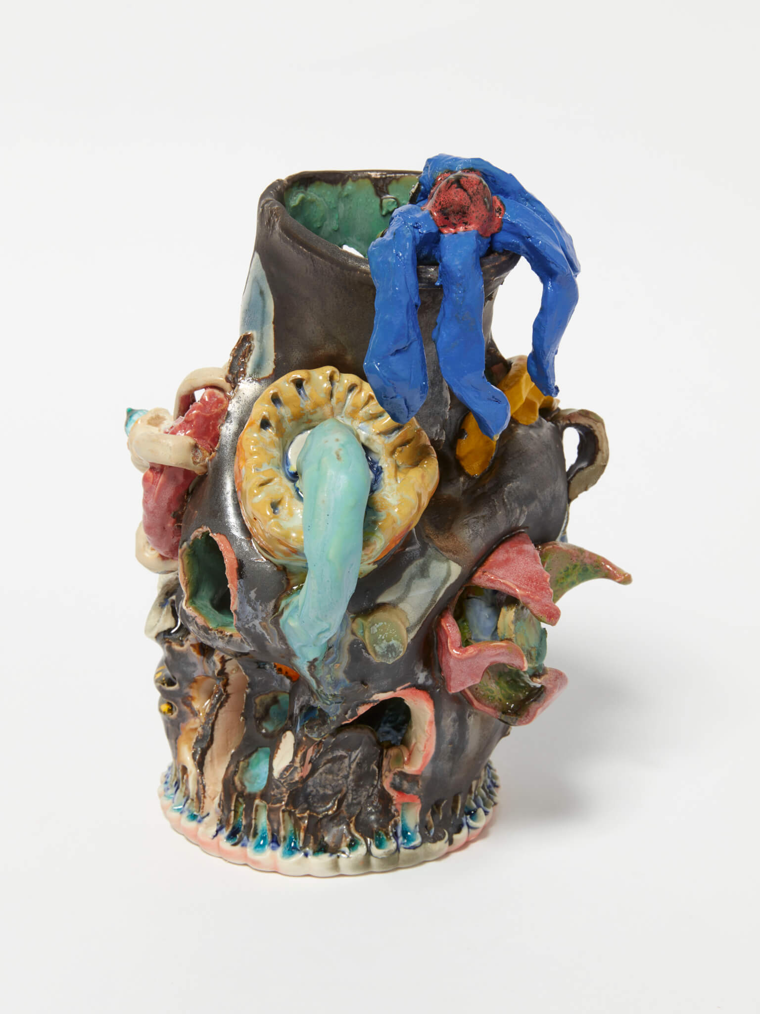 Farrag, Crooked Palm Jug, 2020 (SF 20.014) B