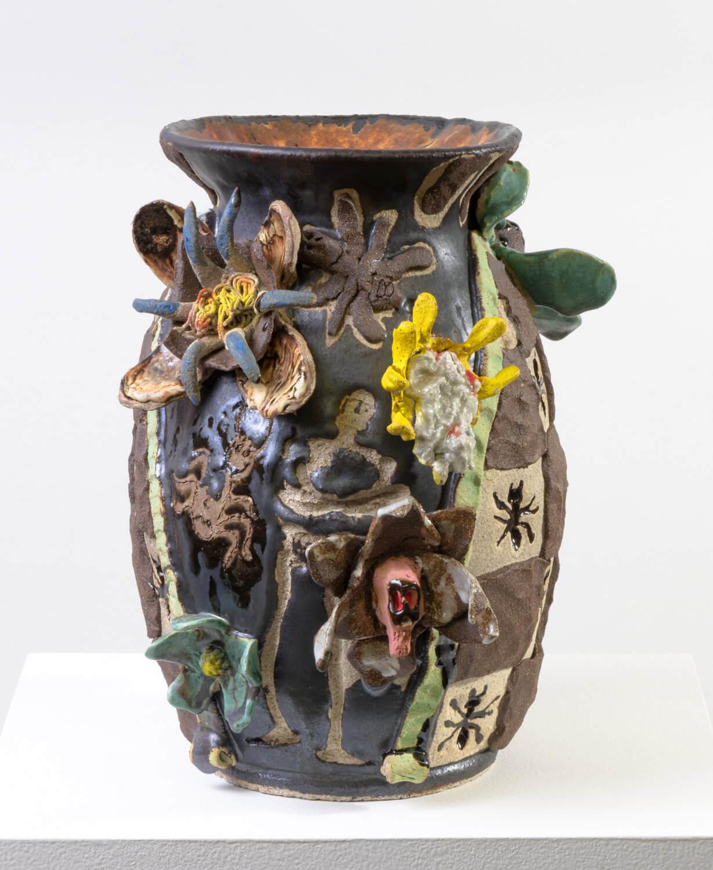 Farrag, Garden Jar (Ant Board), 2018 (SF 18.001) A