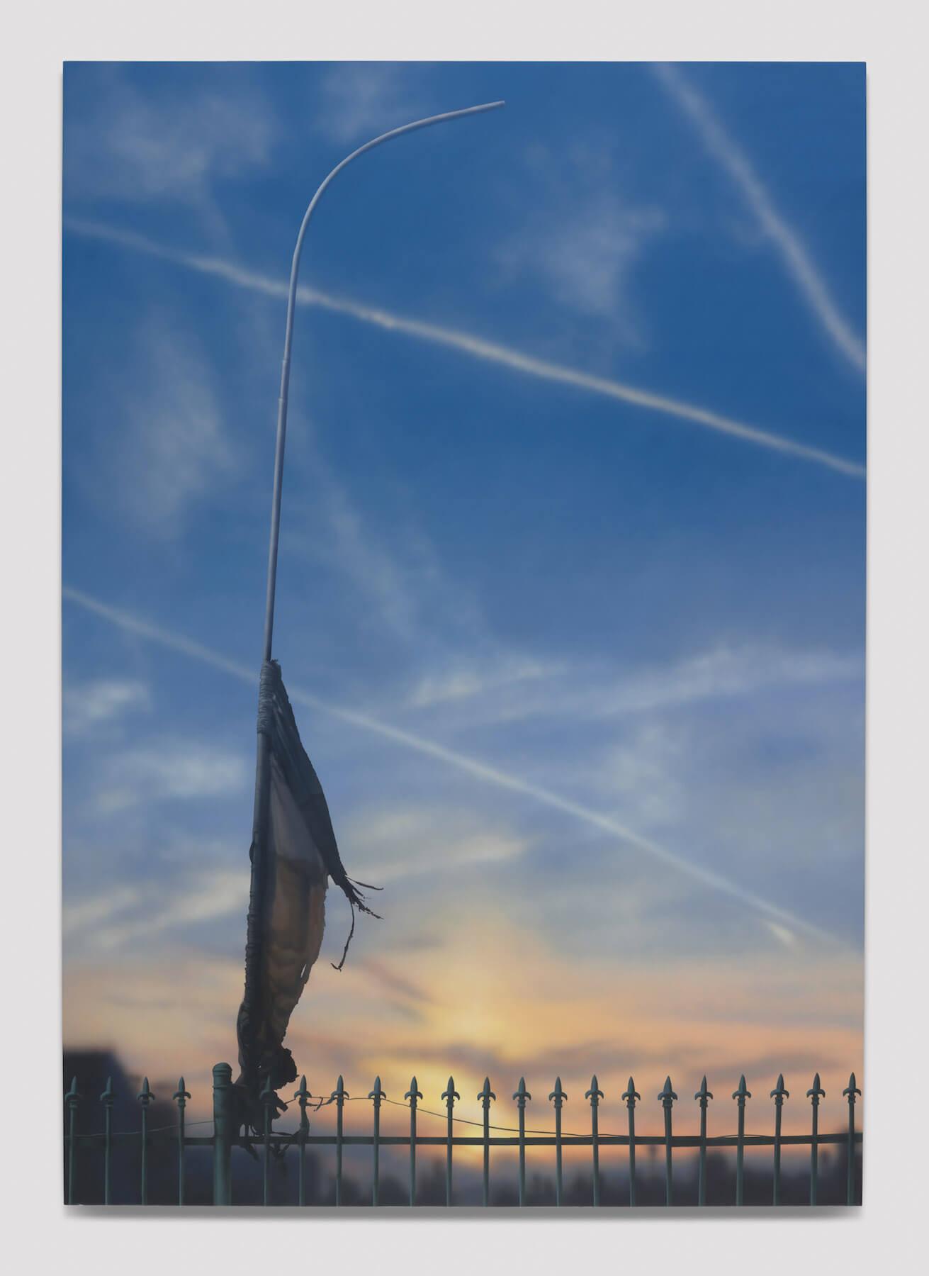 Gomez, Flag, 2019 (SG 19.023)