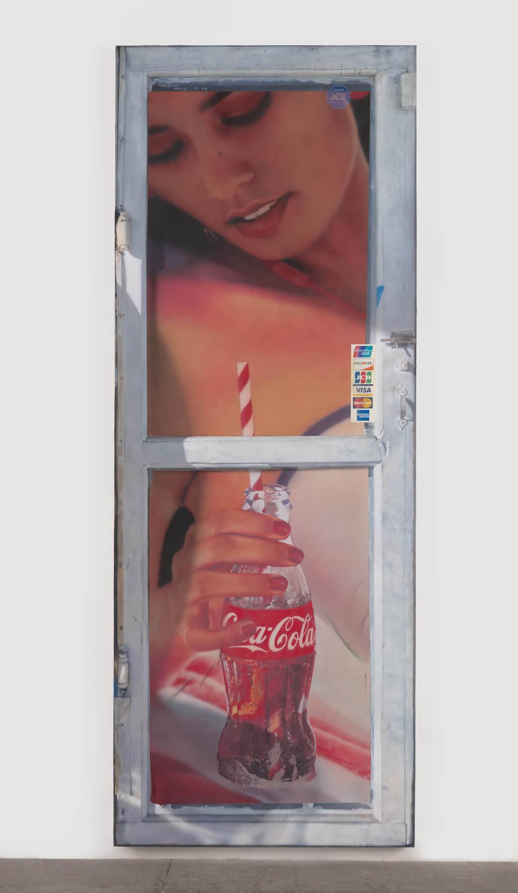 Gomez, Venice Door, 2019 (SG 19.013) A