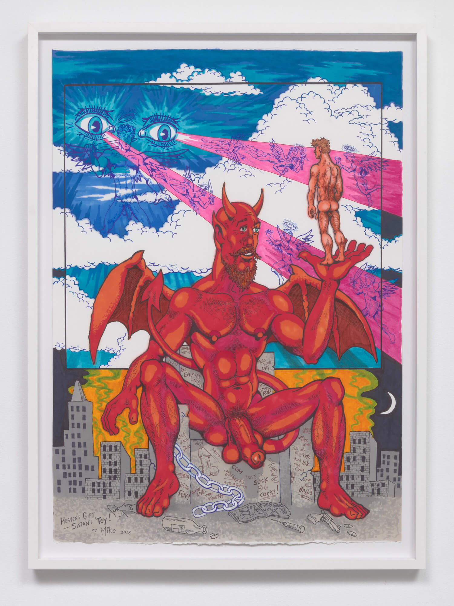 Kuchar, Heaven's Gift, Satan's Toy, 2018 (MK 18.006) A
