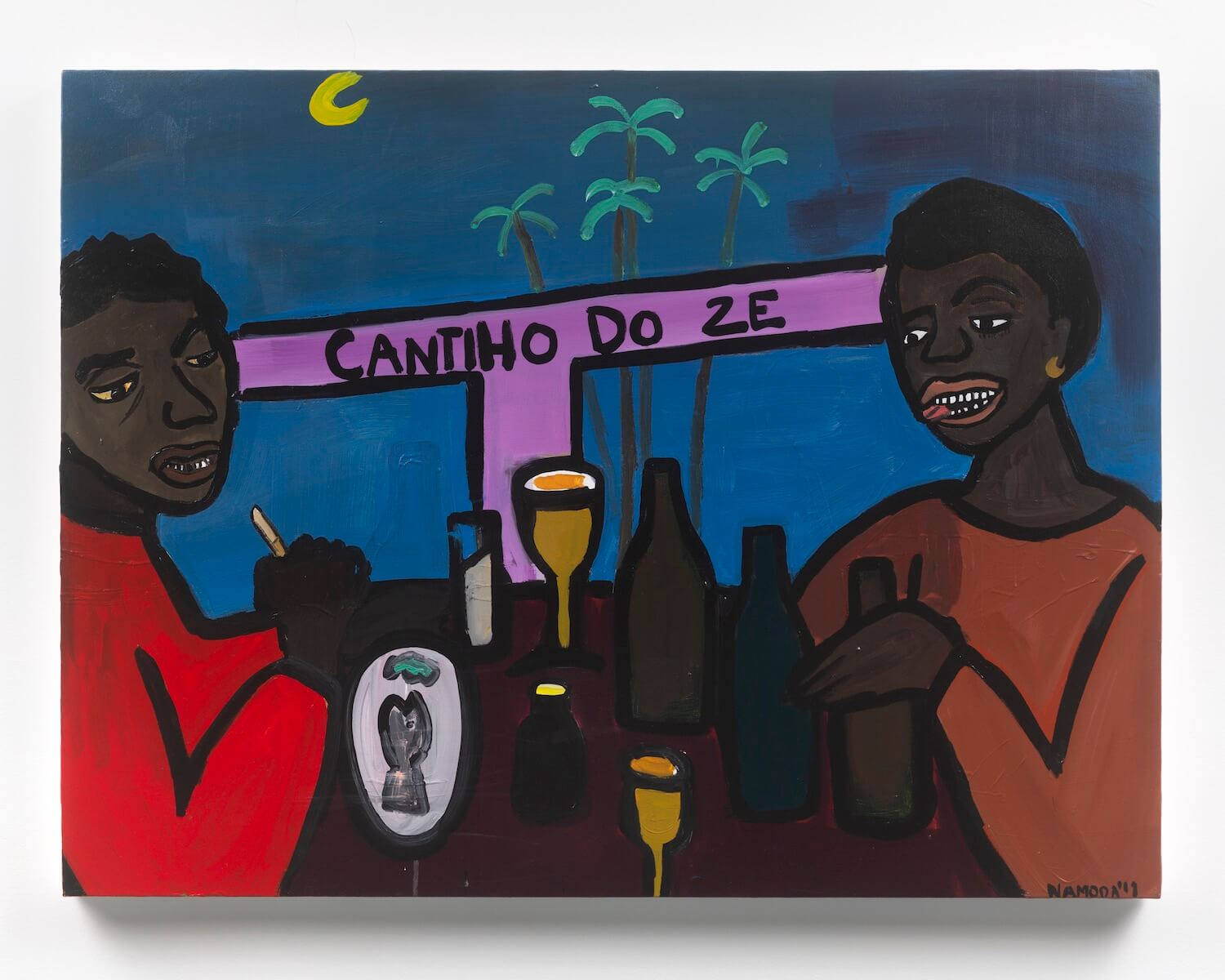 Namoda, Cantinho Do Ze, 2019 (CN 19.017)