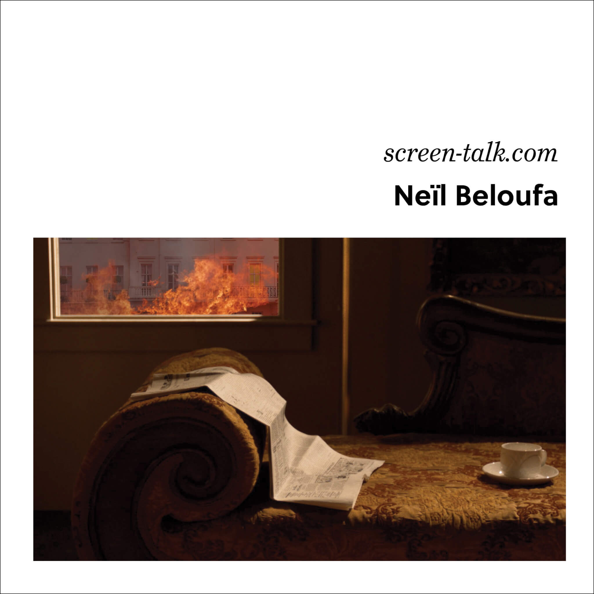 Week 3: Neil Beloufa