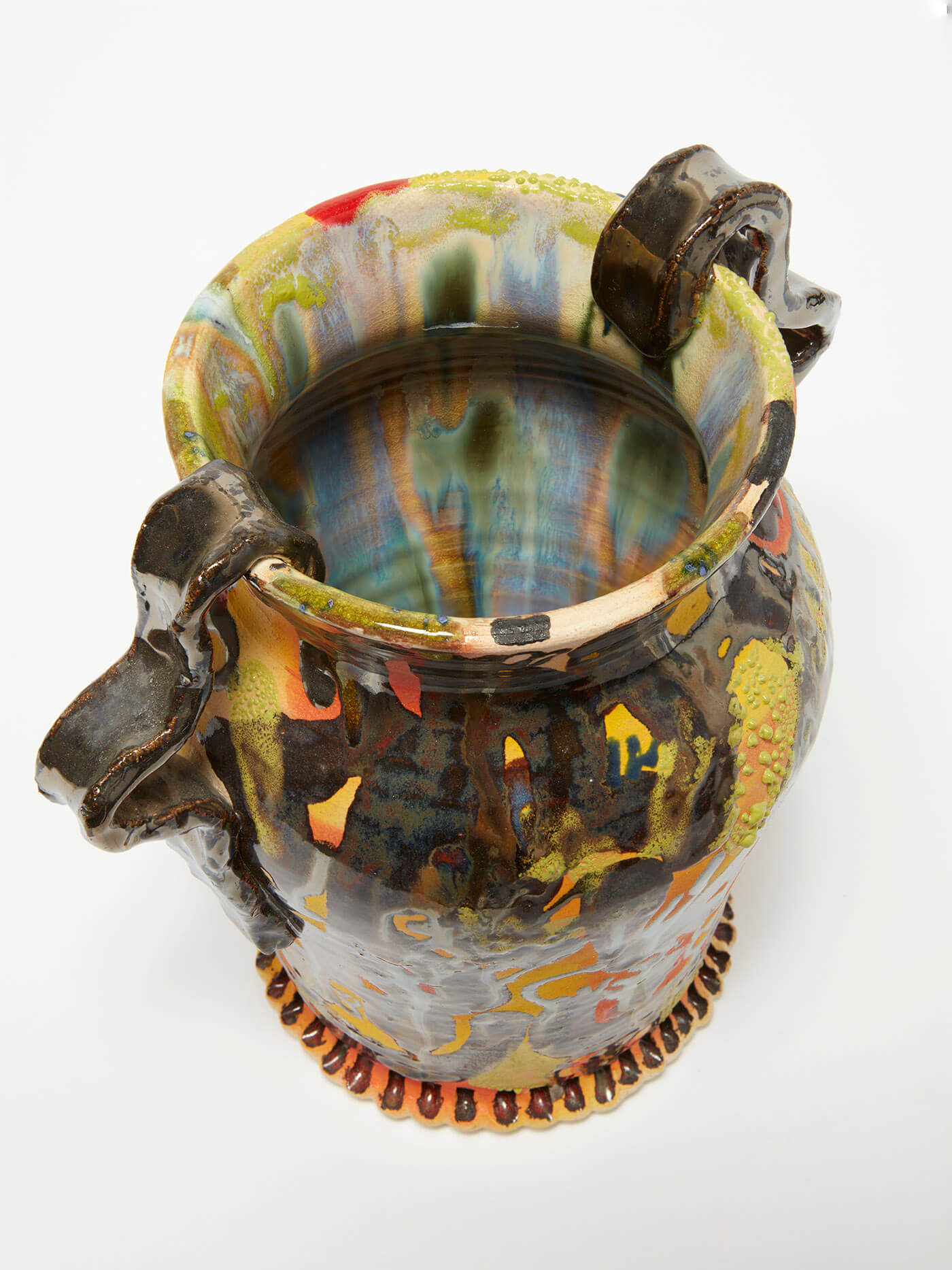Farrag, Star-Eyed Simpson Jug, 2018 (SF 18.022) E