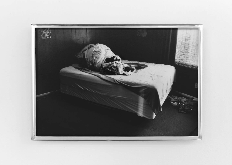 Jackson, Bed, 2017 (PJ 17.050) A