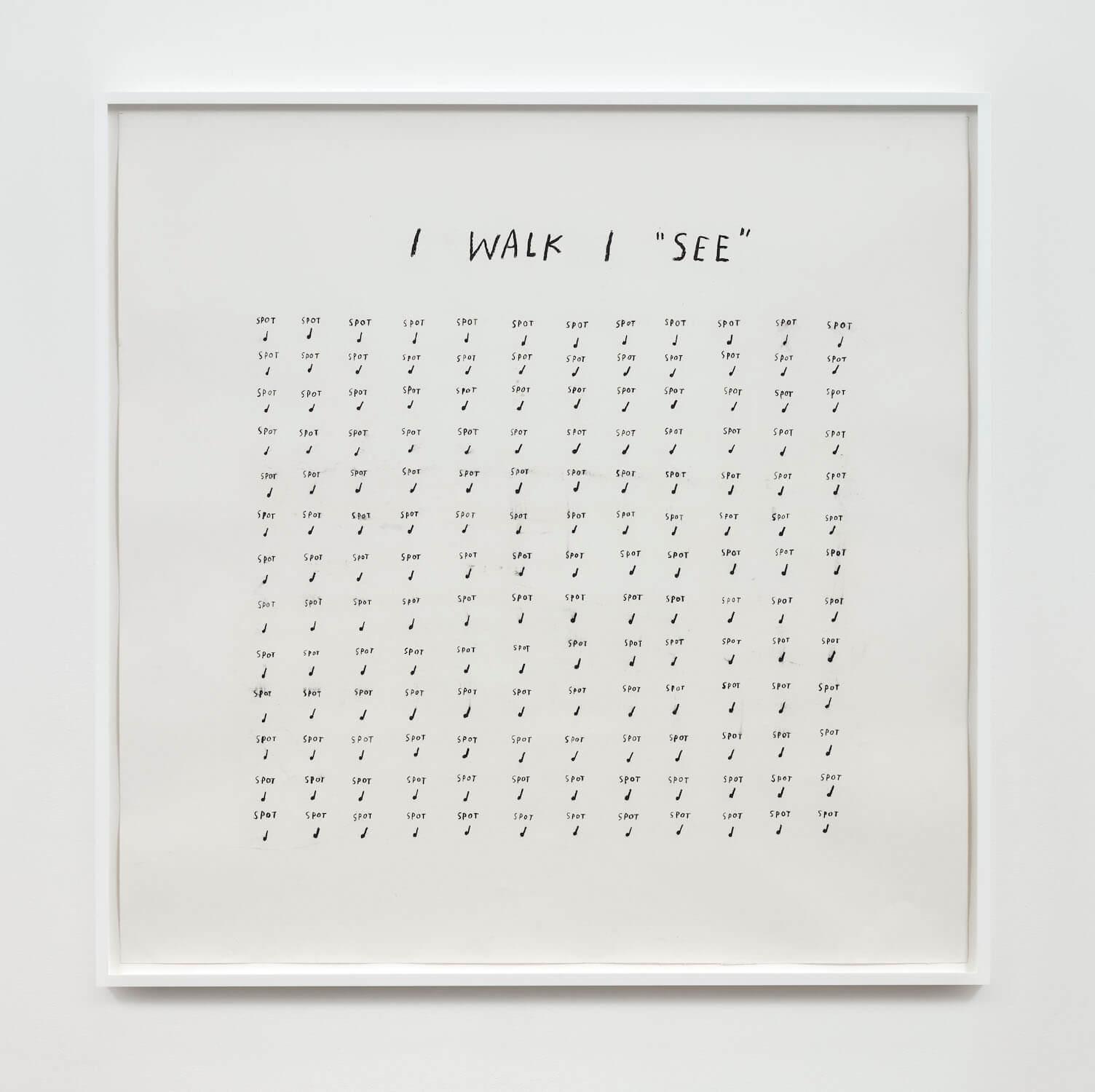 Kim, I Walk I See, 2020 (CSK 20.029) A