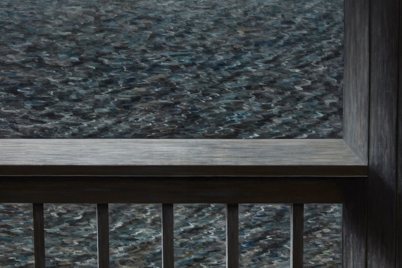 Kahn, Leap from the Balcony, 2003 (SK 03.001) E