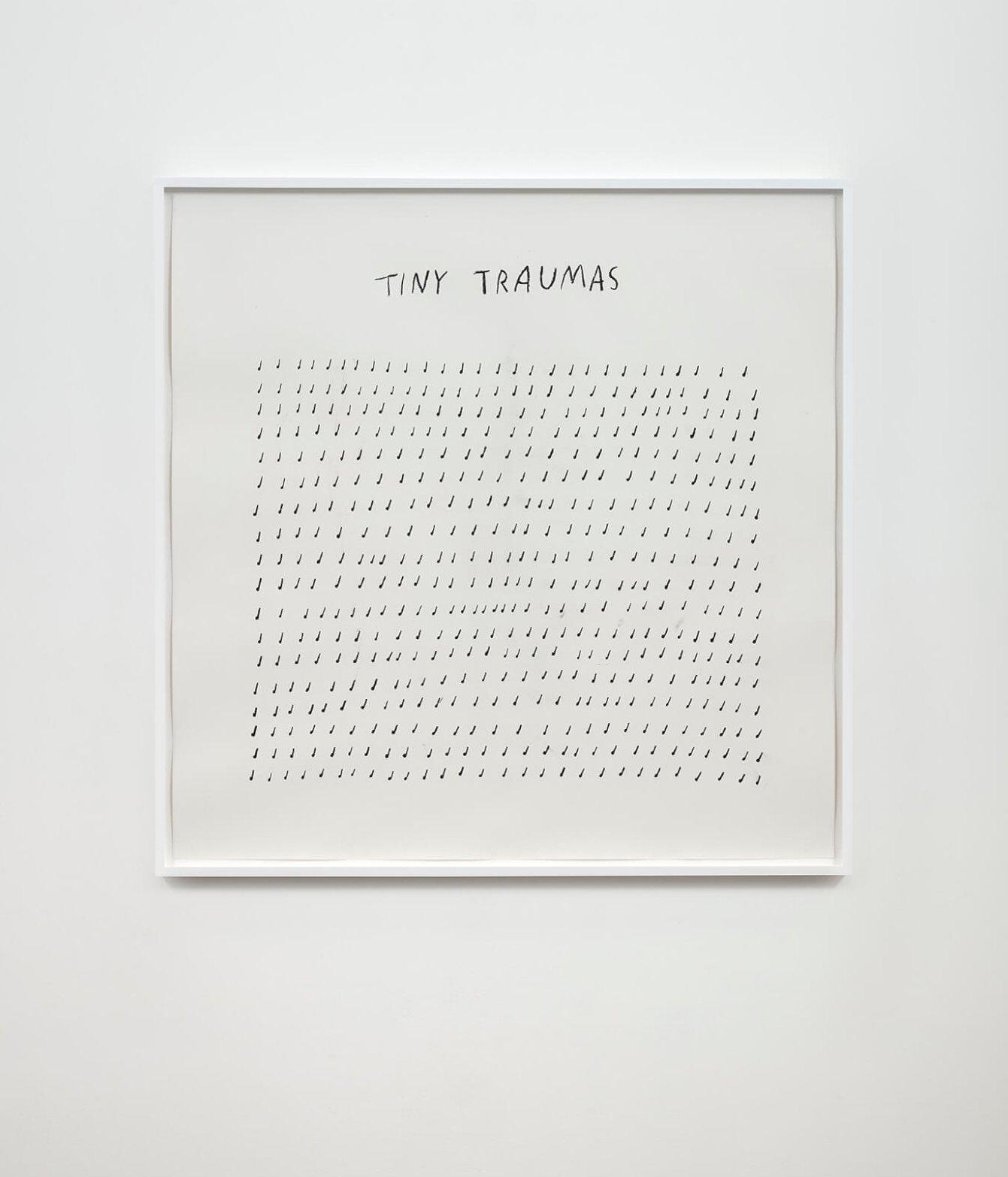 Kim, Tiny Traumas, 2020 (CSK 20.041) B