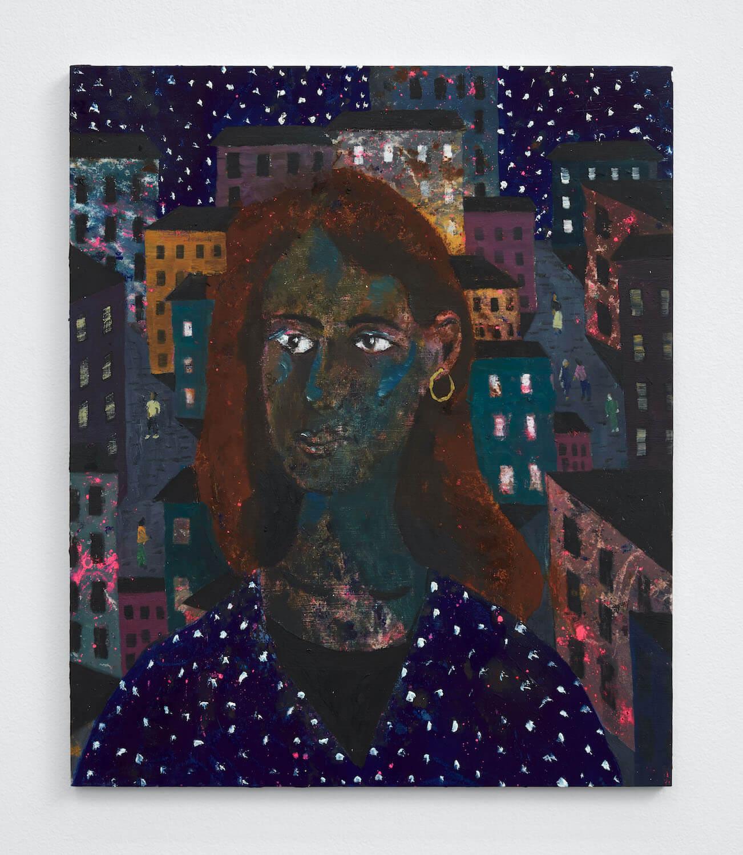 Anholt, City Girl, 2020 (TA 20.001) A
