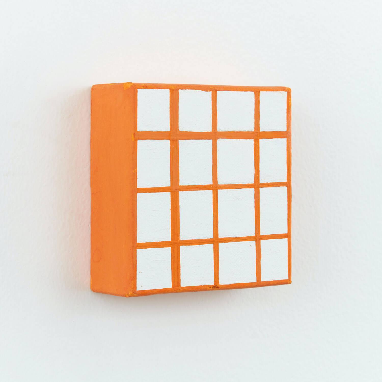 Horwitz, Orange Grid (CH 11.014)(#1011) B