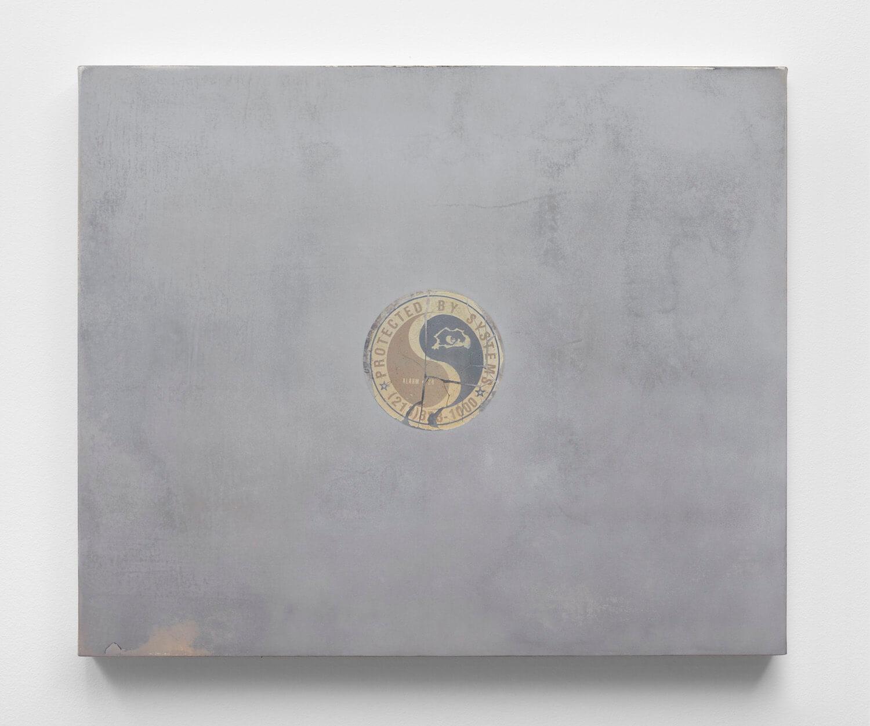Gomez, Security (Concrete), 2021 (SG 21.079) A copy