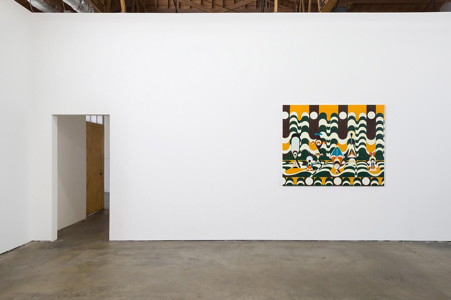 3_Farah Atassi, installation view, Ghebaly Gallery_013 copy