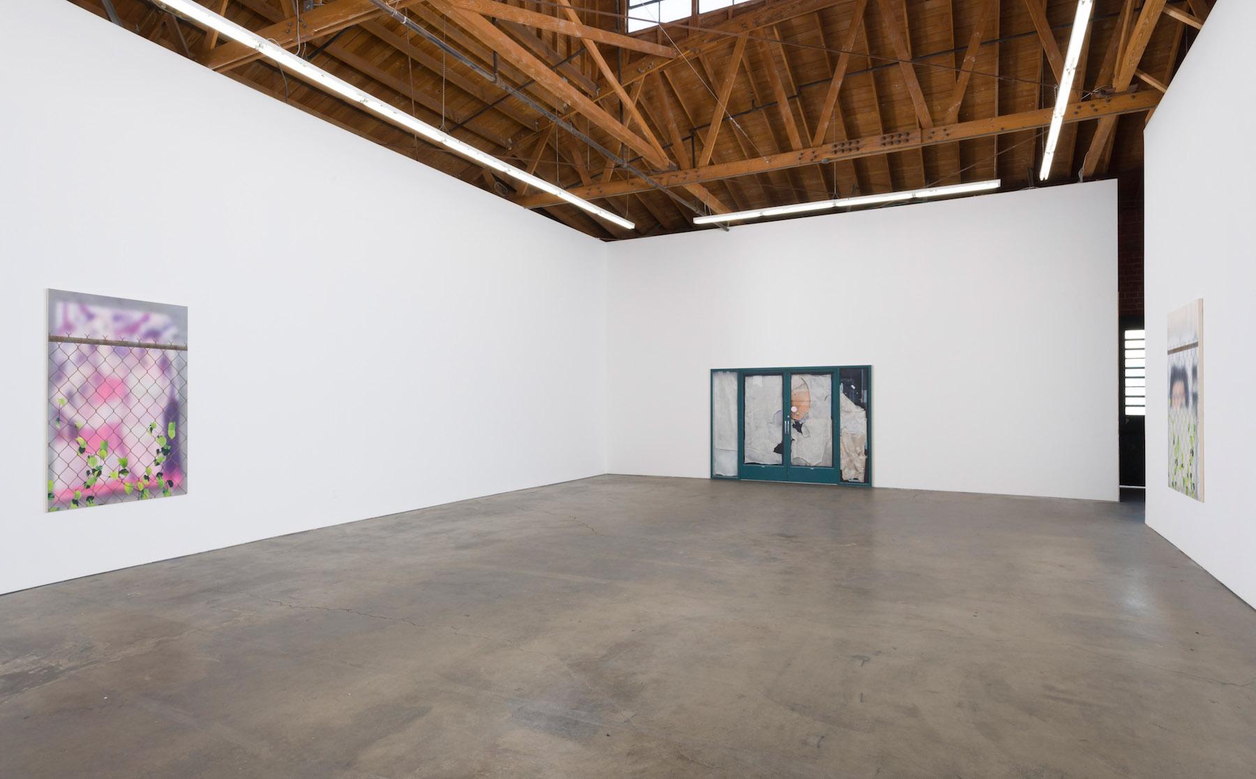 5_Sayre Gomez, installation view, Ghebaly Gallery
