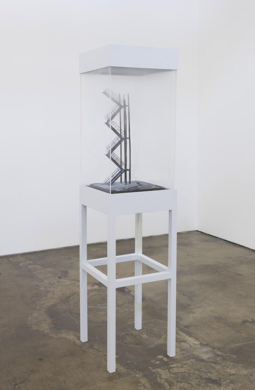 Gomez, Da Vinci's Staircase, 2018 (SG 18.030) A web