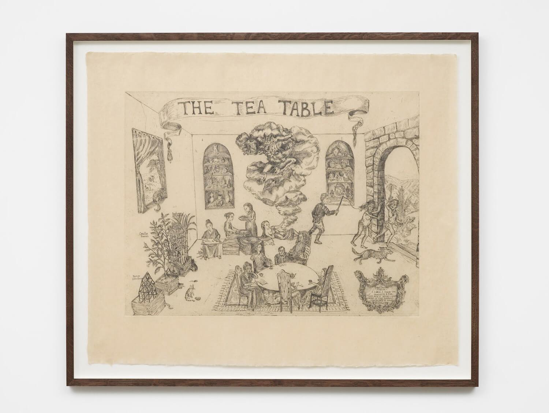 Lin, The Tea Table, 2016 (CL 16.011) edit
