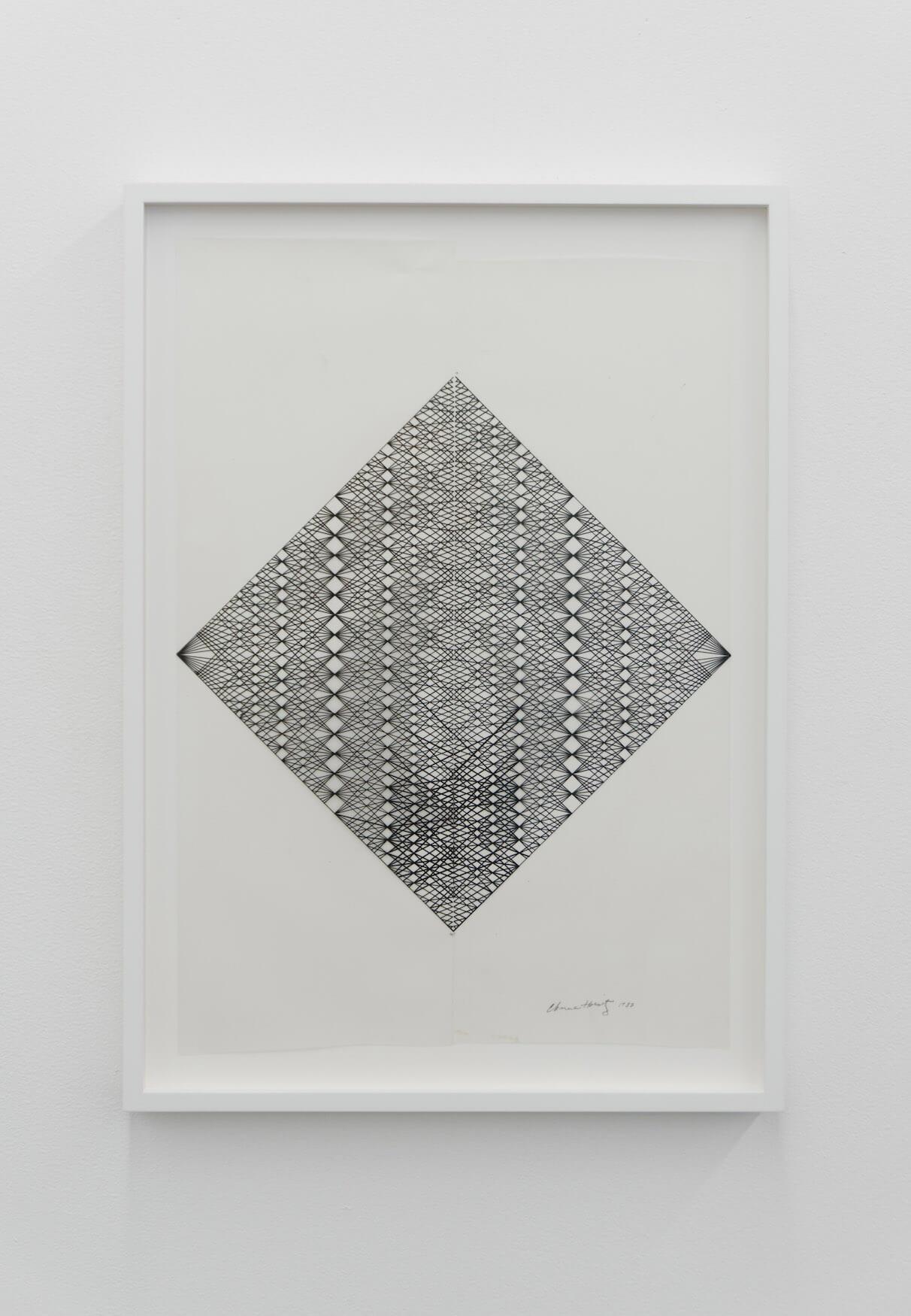 Horwitz, Canon Diamond - Two Halves, 1982 (CH 82.018) (#1044)