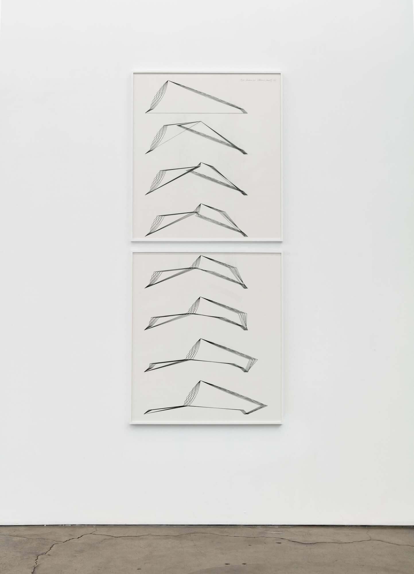 Horwitz, Eight Structures #3, 1980 (CH 80.012)(#165)