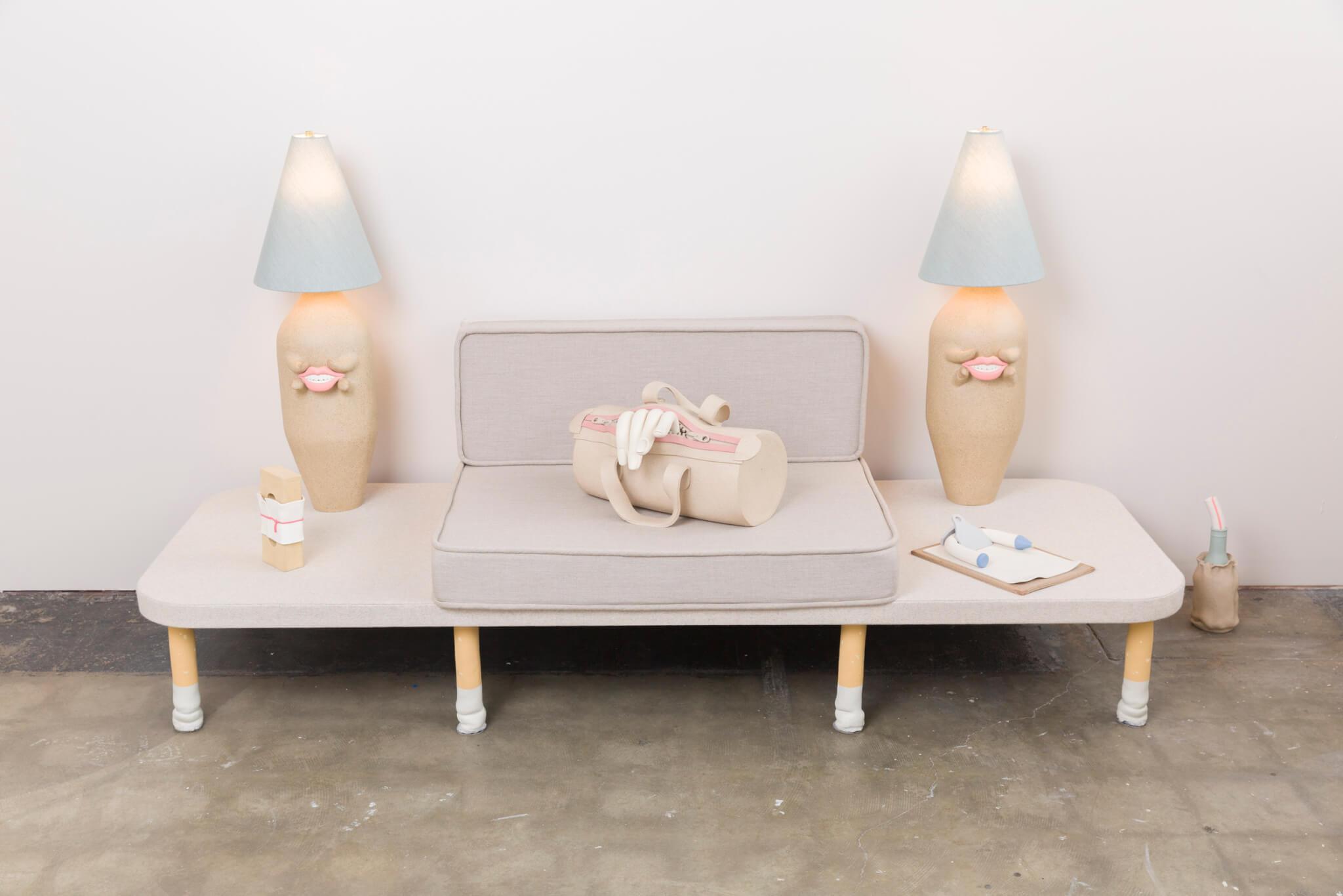 Belanger, Waiting-Room, 2019 (GB 19.001) A