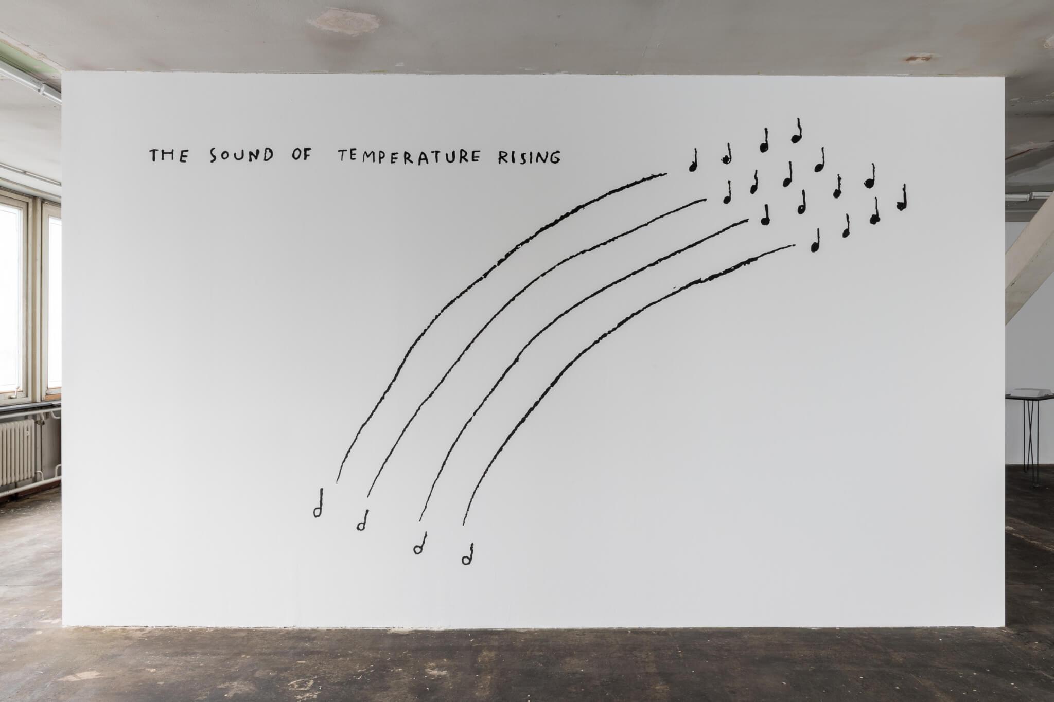Kim, The Sound of Temperature Rising, 2019 (CSK 19.015)