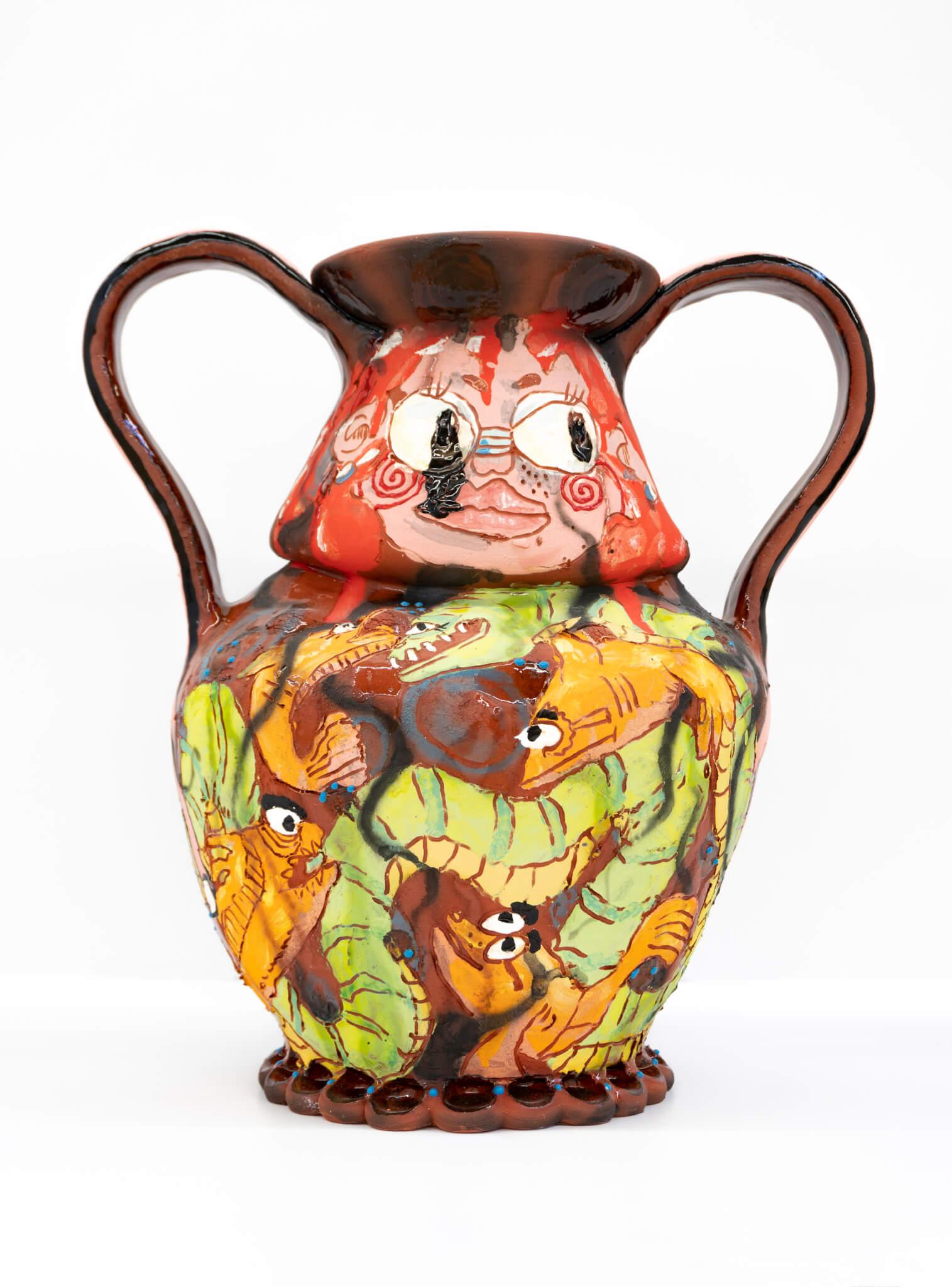 Farrag, Redqueen Jar, 2019 (SF 19.033) A