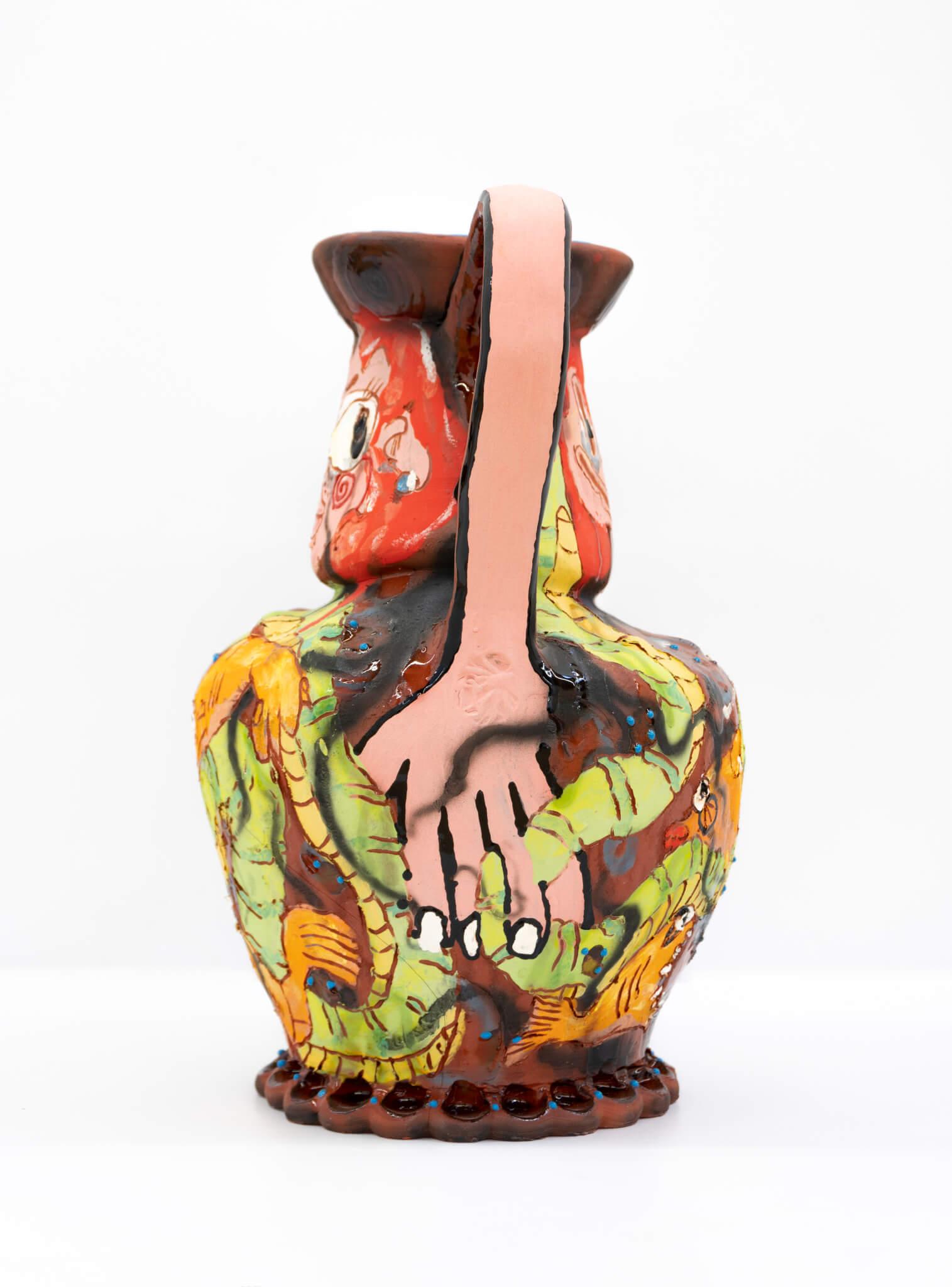 Farrag, Redqueen Jar, 2019 (SF 19.033) B