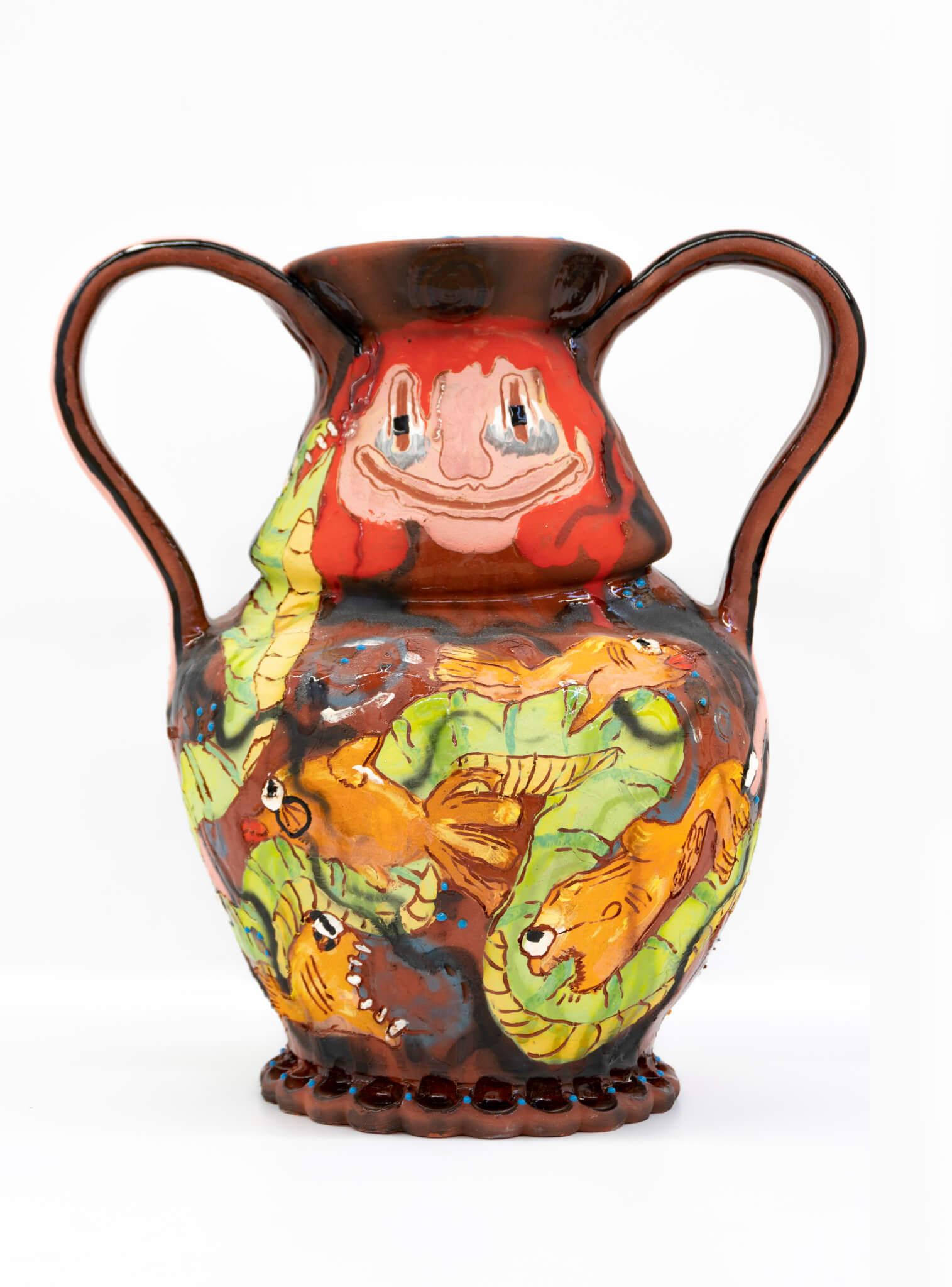 Farrag, Redqueen Jar, 2019 (SF 19.033) C