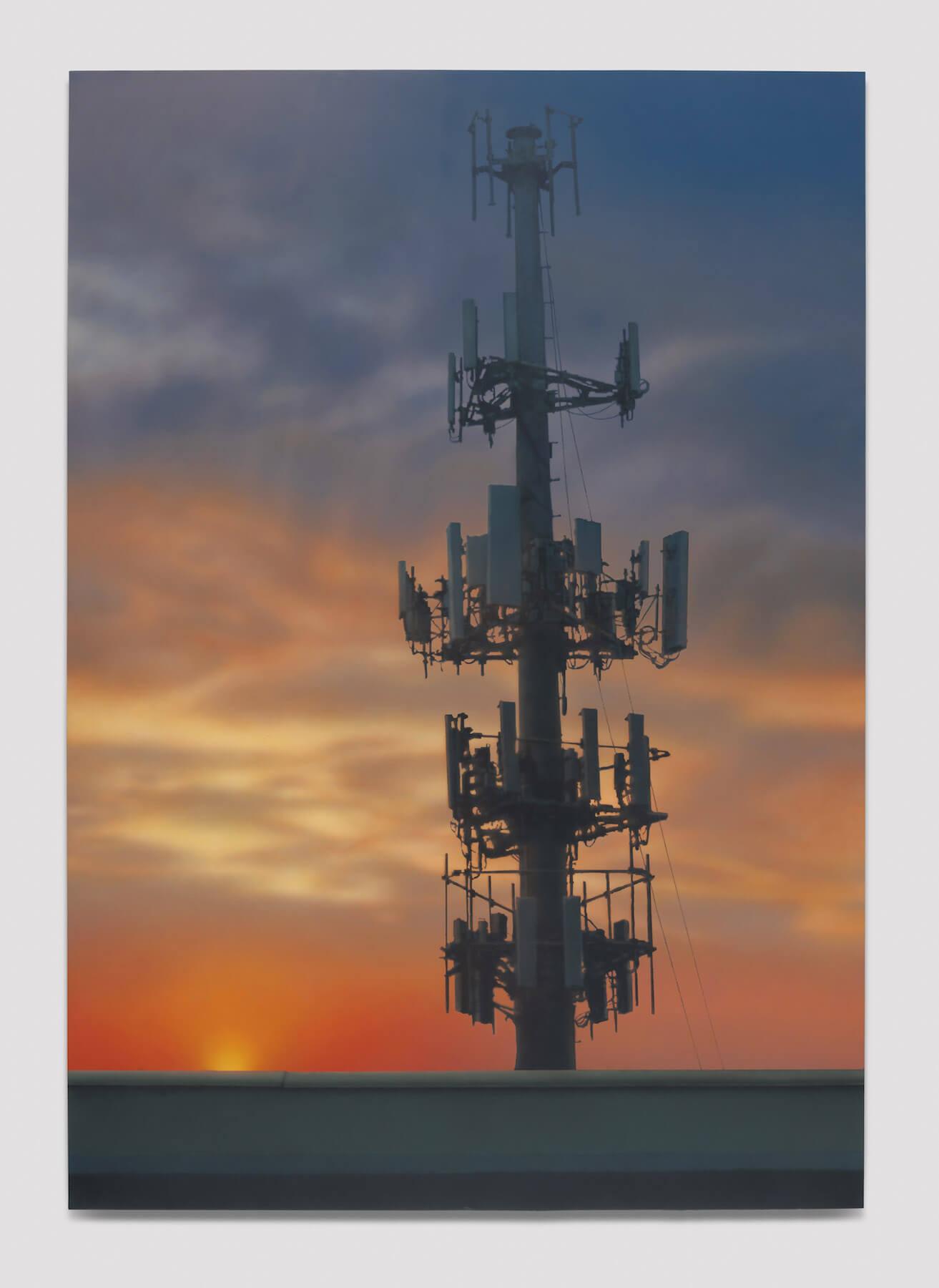 Gomez, Tower, 2019 (SG 19.014)