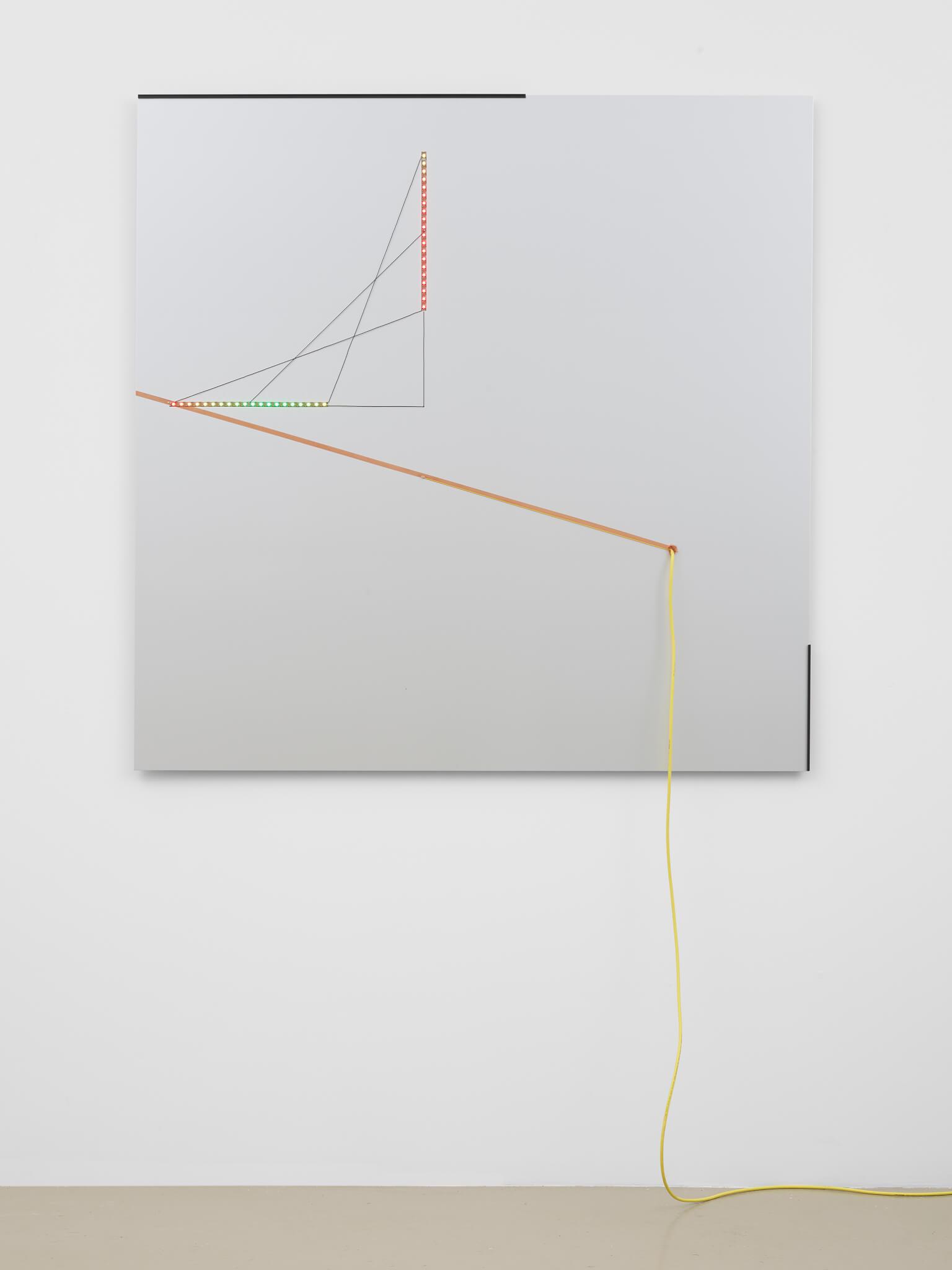 Mirza, LED Circuit Composition 18, 2018 (HM 18.003) A
