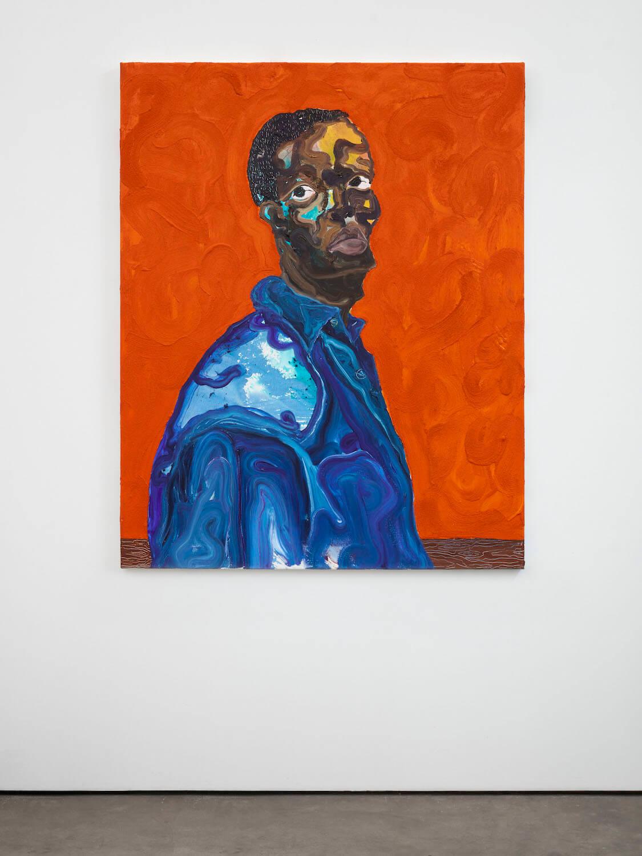 Nkoth, A Working Man, 2020 (LN 20.008) B