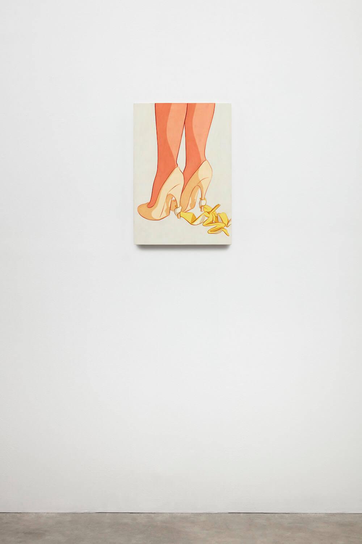 Haldeman, Heels, Double Peel Grip, 2020 (IH 20.006) B