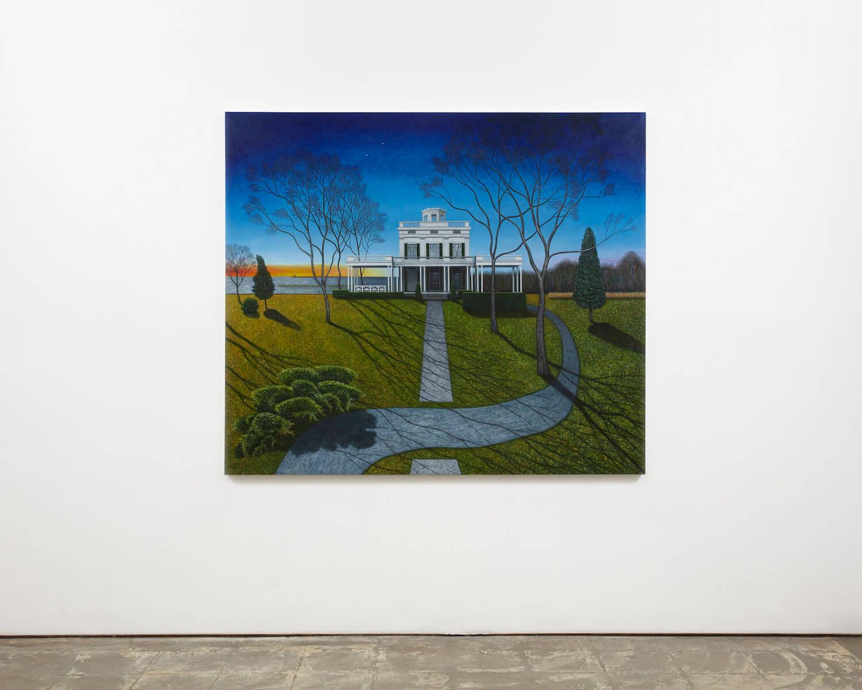 Kahn, Big House, Homage to America, 2012 (SK 12.001) B