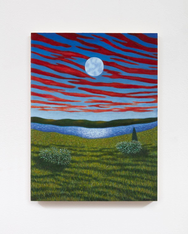 Kahn, Blue Moon, 2021 (SK 21.002) A