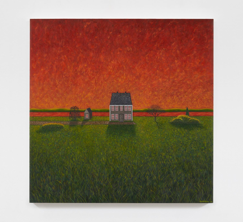 Kahn, Point House, The End, 2020 (SK 20.001) A