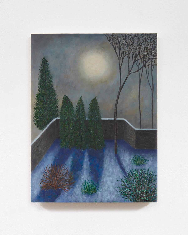 Kahn, The Garden Wall, 2020 (SK 20.004) A