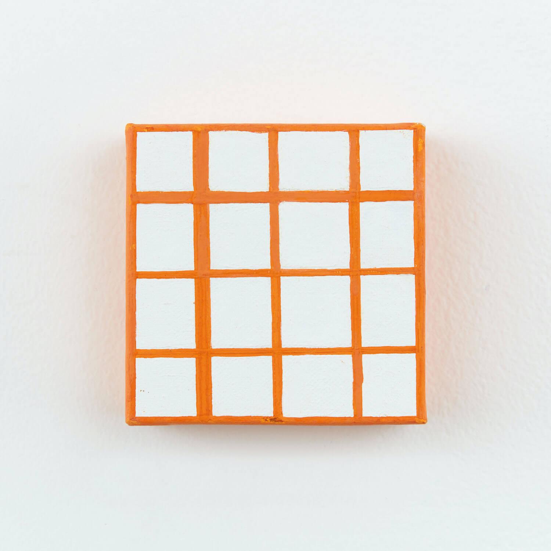 Horwitz, Orange Grid (CH 11.014) (#1011) A